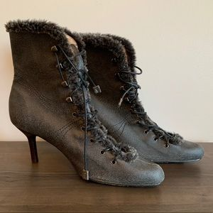XOXO Heel Booties